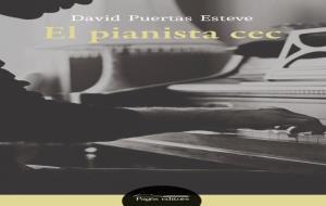 Coberta de ''El pianista cec'' de David Puertas