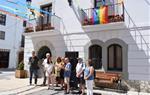 Commemoració del Dia Internacional de l'alliberament lesbià, gai, transsexual, bisexual i intersexual a Cubelles