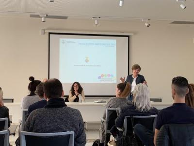 Desfibril·ladors a les escoles i tallers d'igualtat als instituts, propostes guanyadores dels pressupostos participatius a Sant Pere de Ribes. Ajt San