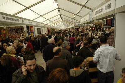 El Festival Internacional de Patchwork genera un impacte d'1'9 milions d'euros a Sitges. Ajuntament de Sitges
