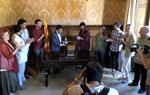 El govern de Vilanova i la Geltrú demana al vicepresident Aragonès que el Govern redueixi el preu del peatge del Garraf