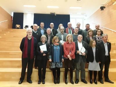 El Pacte del Penedès Marítim es constitueix oficialment amb una vintena de municipis adherits. CC Baix Penedès
