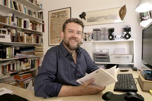 El periodista vilanoví Francesc-Marc Álvaro