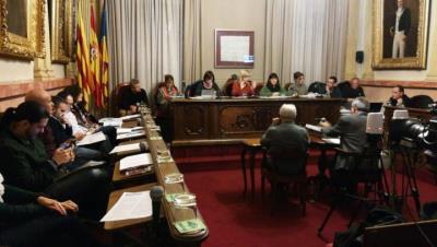 El ple de Vilanova prorroga el conveni per poder fer la nova prefectura de la Policia Local. Ajuntament de Vilanova