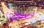 Els Mossos d'Esquadra utilitzen per primera vegada drons durant el dispositiu de seguretat del Carnaval de Sitges