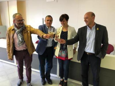 Els Premis Vinari presenten la setena edició amb xifra rècord de participació amb 948 vins d'arreu de Catalunya. Ajuntament de Vilafranca