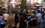 Emotiu homenatge al Vendrell a la veïna que va morir apunyalada al Port Olímpic de Barcelona