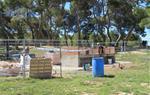 En marxa les obres de remodelació de la zona de barbacoes de la Vilanoveta