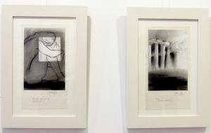 Imatge exposició Paraula i Dibuix en harmonia - Artemisia