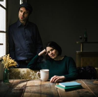 Imatge promocionat d'Anna Roig i Àlex Cassanyes amb motiu de l'espectacle 'La Tendresse'. ACN