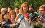 JxCat anuncia des de Vilanova un recurs a la Junta Electoral perquè Felip VI ajorni la visita a Barcelona