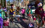 La cubana Reina del Carnaval de Sitges arriba per error a Vilanova i la Geltrú. Ajuntament de Sitges