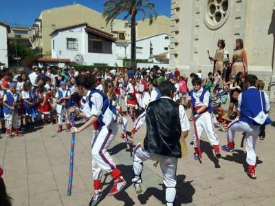 La festa major de Sant Pere recupera l'espai públic des d'aquest cap de setmana