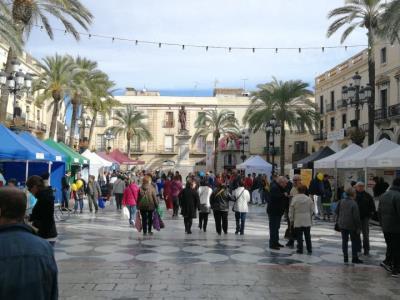 La Fira de Novembre de Vilanova supera els 100.000 visitants, segons l'organització. Ajuntament de Vilanova
