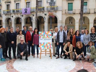 La Fira de Novembre vol reforçar el paper de Vilanova com a capital econòmica del Penedès. Ajuntament de Vilanova
