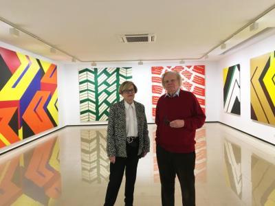 La Fundació Stämpfli culmina el seu projecte i inaugura l'ampliació de les instal·lacions. Museus de Sitges