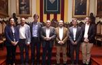 L'Ajuntament de Vilafranca i la Universitat Politècnica de Catalunya exploren vies de col·laboració en matèria d'innovació i recerca
