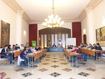 L'Alt Penedès aprova el pla comarcal LGTBI. CC Alt Penedès