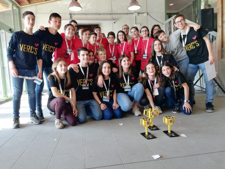 L´escola Vedruna Sant Sadurní es classifica per segon any consecutiu per a la final nacional de la First Lego League. EIX