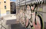 Pintades als carrers de Sant Sadurní d'Anoia