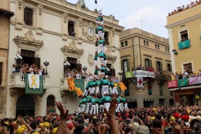 Vilafranca decideix el cartell de la diada de Sant Fèlix: Verds, Vella, Joves i Jove de Tarragona