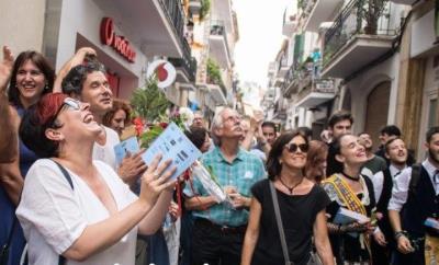 Sitges es prepara per rebre els poetes per a la 13a Festa de la Poesia. Festa de la Poesia