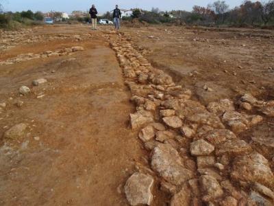 Surten a la llum els primers elements del gran poblat íber de Sant Miquel a Banyeres del Penedès. Ramon Filella