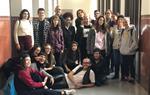 """Un grup de joves LGTBI de Vilanova presenta el vídeo """"Un cop de realitat"""" per visibilitzar el col·lectiu. Ajuntament de Vilanova"""