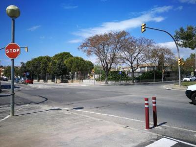 Una rotonda a la ronda Ibèrica, la proposta més votada dels pressupostos participatius de Vilanova. Ajuntament de Vilanova