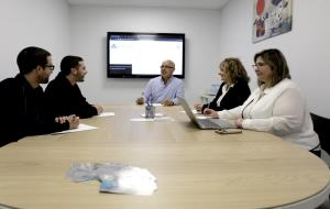 Vila Office: centre de lloguer de despatxos