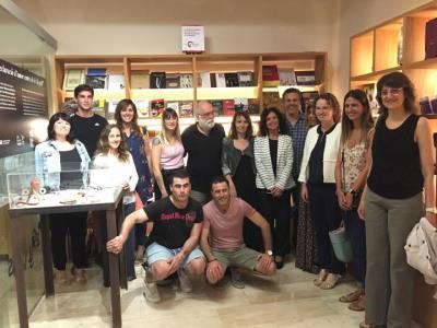 Vinseum acull la mostra de les sis peces resultants del projecte 'Vipell' d'Igualada. Ajuntament de Vilafranca