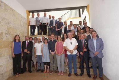 Xavier Lluch repeteix com a president del Consell Comarcal de l'Alt Penedès amb els vots de Junts i PSC. CC Alt Penedès