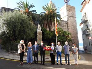 Acte institucional de la Diada Nacional de Catalunya a Sitges