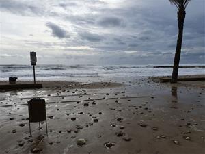 Alerta pel temporal marítim a Cubelles