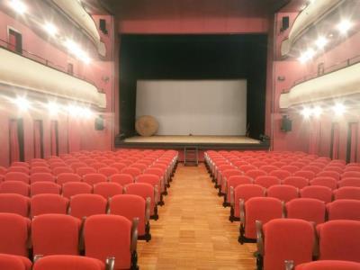 Comença el tancament de la cultura: quinze dies sense teatre, dansa, música ni cinemes. Ajuntament de Vilanova