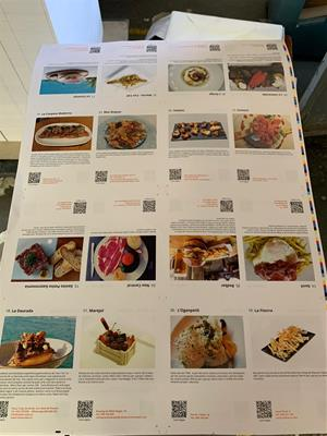 Eix Diari llança una nova edició de la Guia Gastronòmica de Vilanova i la Geltrú, amb nou disseny i format