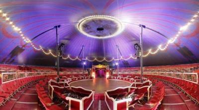 El Circ Raluy Legacy arriba a Calafell per presentar el seu nou espectacle, amb més humor i ple d'optimisme. EIX