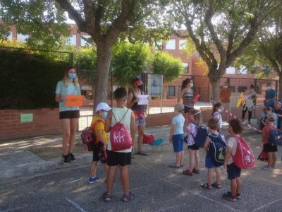 Els Casals d'estiu del Vendrell i Coma-ruga tanquen un juliol amb bona participació. Ajuntament del Vendrell