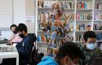Els docents del Vendrell utilitzaran mascaretes transparents per millorar la comunicació amb l'alumnat