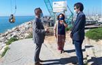 Finalitza la reparació del port del Garraf afectat pel temporal, amb una inversió de 465.000 euros