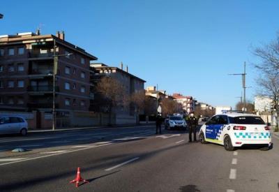 La Policia Local de Calafell denuncia 70 conductors que es desplaçaven a segones residències per Setmana Santa. Ajuntament de Calafell