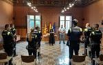 La policia local de Sant Pere de Ribes incorpora 7 nous agents