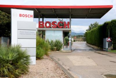 La plantilla de Robert Bosch Castellet convoca tres dies de vaga contra el tancament de la planta