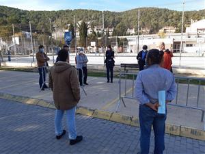 L'Ajuntament i la Generalitat ultimen les gestions perquè Olivella disposi d'un Institut-Escola en el curs 2021-2022