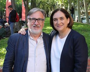 Ramon Arnabat, nou president del Consell Nacional de Catalunya en Comú