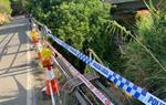 Una conductora que quintuplicava la taxa d'alcohol precipita el vehicle pel pont de la riera de Ribes