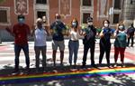 Vilafranca del Penedès se suma a la campanya per reivindicar el Dia per l'Alliberament LGTBIQ+