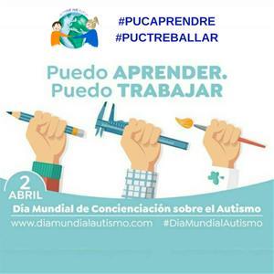 2 d'abril. El dia mundial de l'autisme