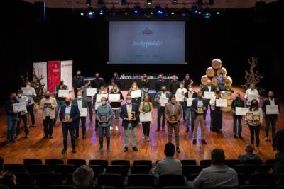 24 cellers premiats en la 55ena edició del Concurs Tastavins DO Penedès. EIX