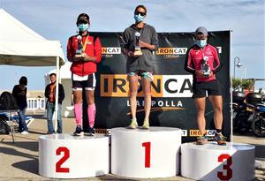 Alessia Bertolino, Campiona de Catalunya de llarga distància 2021